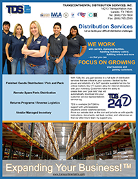 Distribution Services TDS